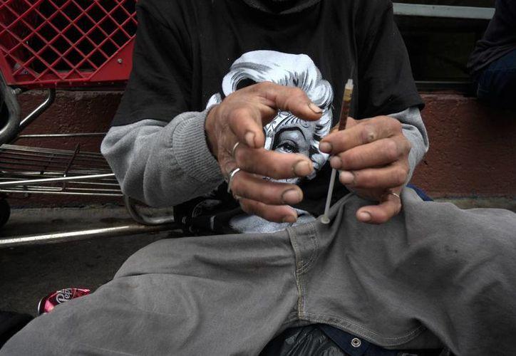 Las muertes por sobredosis de heroína se incrementaron en un 45 % entre 2006 y 2010. (Archivo SIPSE)