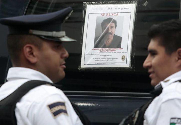 Los exfuncionarios son señalados como probables responsables de permitir que el líder del cártel de Sinaloa pudiera escapar del Altiplano. (Archivo/AFP)