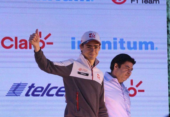 Esteban Gutiérrez no tuvo para nada una buena campaña con Haas. La mejor posición que logró  fue la 11 en las carreras de España, Mónaco, Austria, Alemania y Singapur. (Notimex)