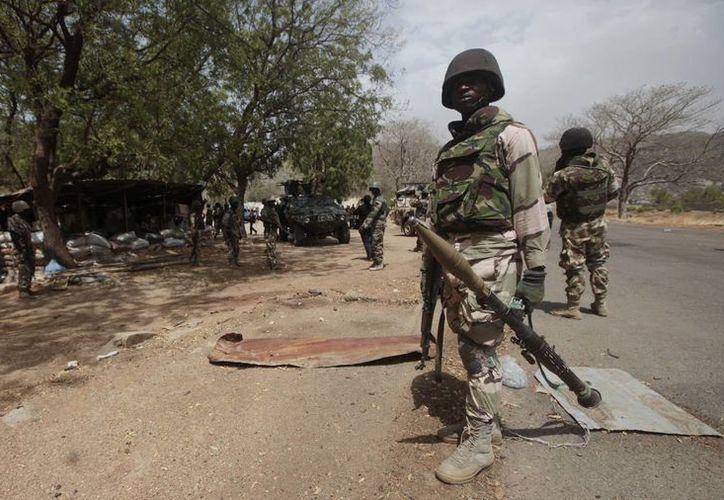 Funcionarios nigerianos aseguran que Boko Haram ya no es capaz de realizar ataques de gran magnitud, pero sigue controlando territorios del país. (AP)