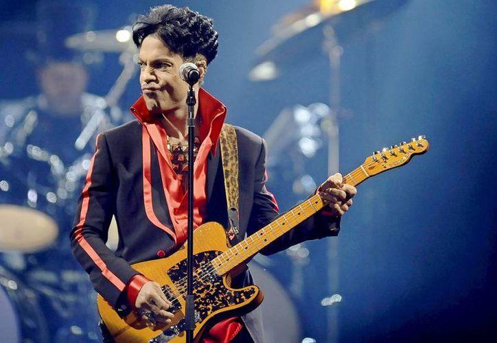 El cantante y compositor estadounidense Prince. (EFE/Archivo)