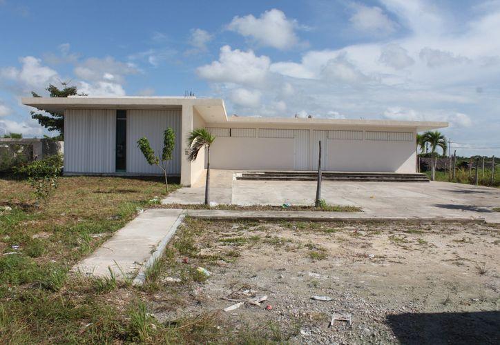Esta casa tuvo demoras por el retraso en la obtención de los recursos federales. (Daniel Tejada)