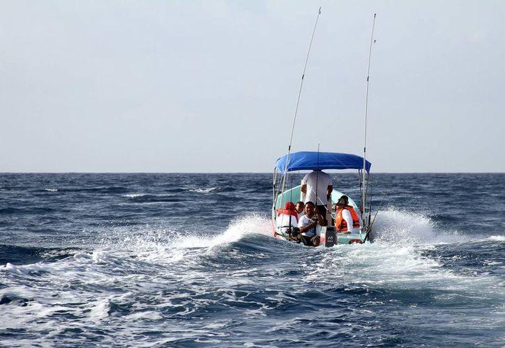 Como parte del operativo de verano, la Capitanía de Puerto verificará la seguridad en  las embarcaciones del municipio. (Adrián Monroy/SIPSE)