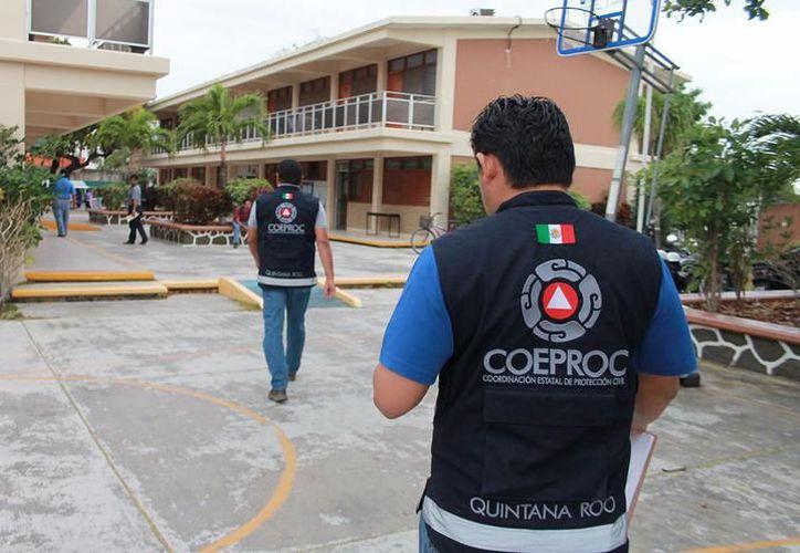 Los cursos y pláticas a los alumnos estarán impartiéndolas en los 11 municipios de la entidad. (Joel Zamora/SIPSE)