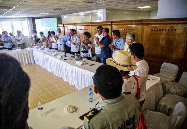 Isla Mujeres: finaliza encuentro de mesas de seguridad y justicia - Sipse.com