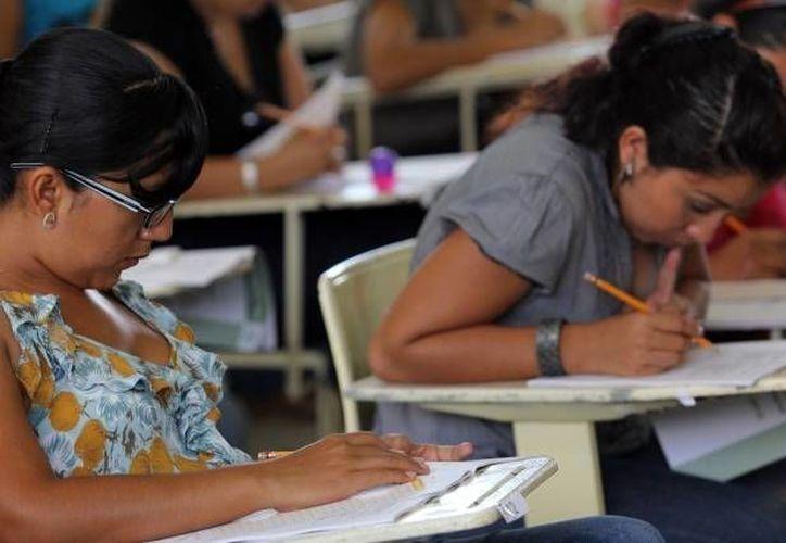 La verdadera reforma educativa debe incidir en los hechos educativos, afirma el SNTE. (Archivo/SIPSE)