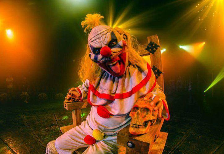 El payaso Alex Lillo estuvo antes en el Circo de los Hermanos Vázquez y el Atayde. (Foto: Cortesía)