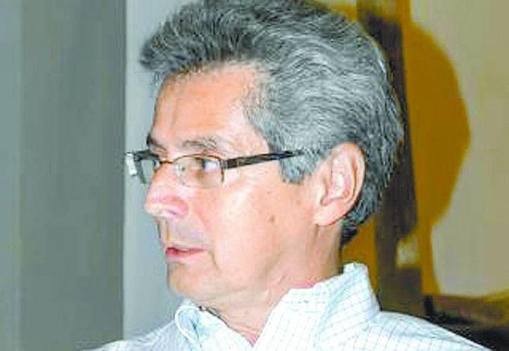 Alfonso Gómez Sandoval asume la Secretaría de Gobierno del estado de Oaxaca. (Milenio)