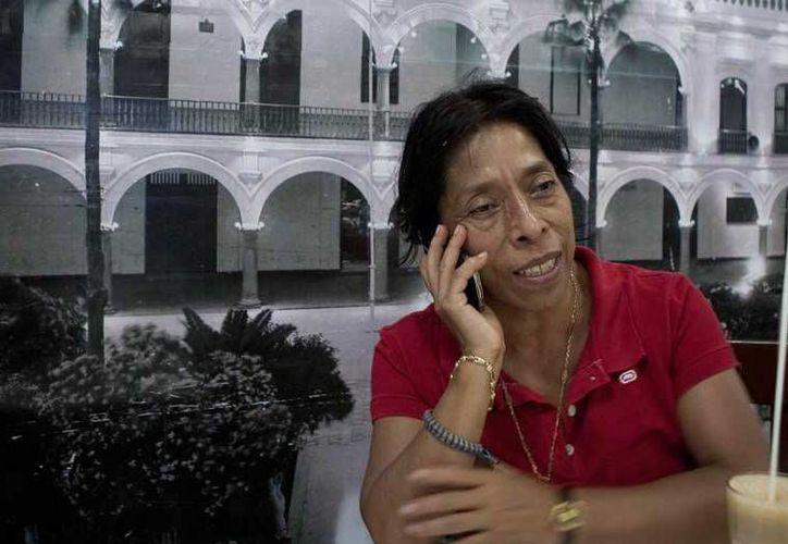 El crimen contra Regina Martínez ha ocasionado repudio en todo el país. (proceso.com/Archivo)