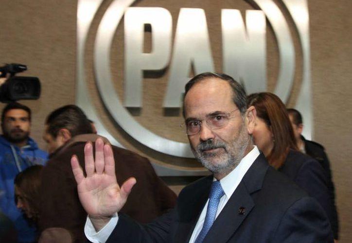 El PAN ha sido el motor de la democracia en México, asegura Gustavo Madero. (Archivo/Notimex)