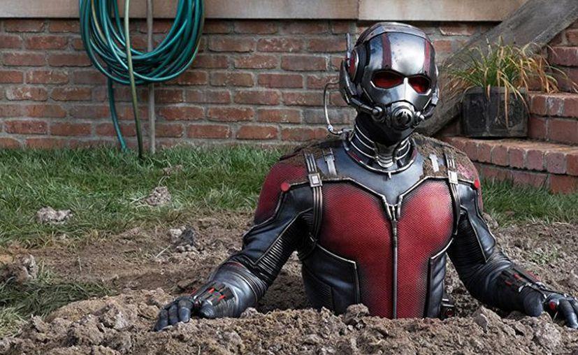 Paul Rudd vuelve como protagonista en la piel del superhéroe. (Foto: Contexto/Internet)