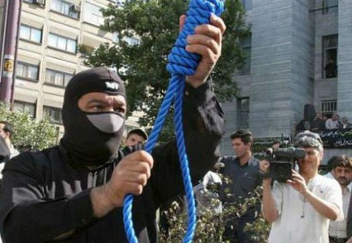 La mayoría de las ejecuciones tiene que ver con delitos relacionados con las drogas. (Archivo/EFE)