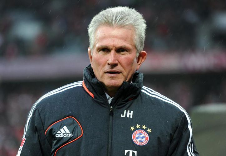 El Bayern Múnich ha anunciado la contratación del entrenador alemán Jupp Heynckes. (Contexto/Internet).