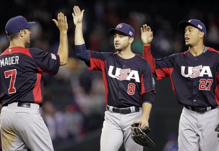 Estados Unidos enfrentará a la selección canadiense hoy. (Agencias)