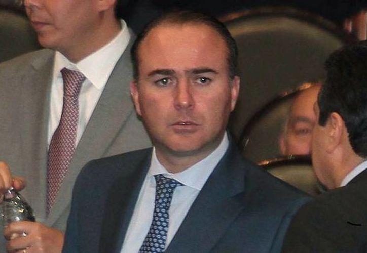 Tras su despido de la coordinación de diputados del PAN, Luis Alberto Villarreal externó que 'no estoy orgulloso del video, menos cuando bailas mal'. (Notimex/Foto de archivo)