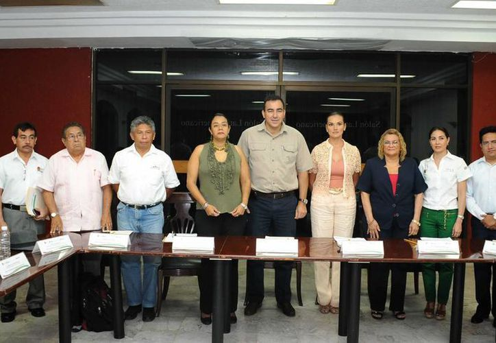 En la Primera Sesión del Comité se informó que se recibieron ya las tres primeras propuestas de declaratoria de patrimonio cultural: la música Maya Pax, el Galerón de Infratur en Cancún y Tihosuco. (Jorge Carrillo/SIPSE)