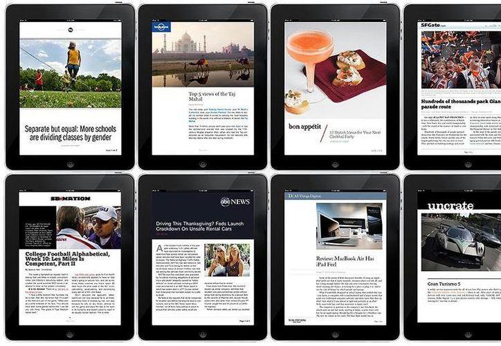 El nuevo proyecto concentrará en una sola herramienta los enlaces de internet del interés de cada usuario. (inside.flipboard.com/Contexto)