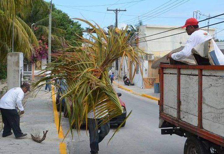 El Ayuntamiento de Isla Mujeres anuncia descuentos de hasta 50% en el derecho de recolección de basura. (Cortesía)