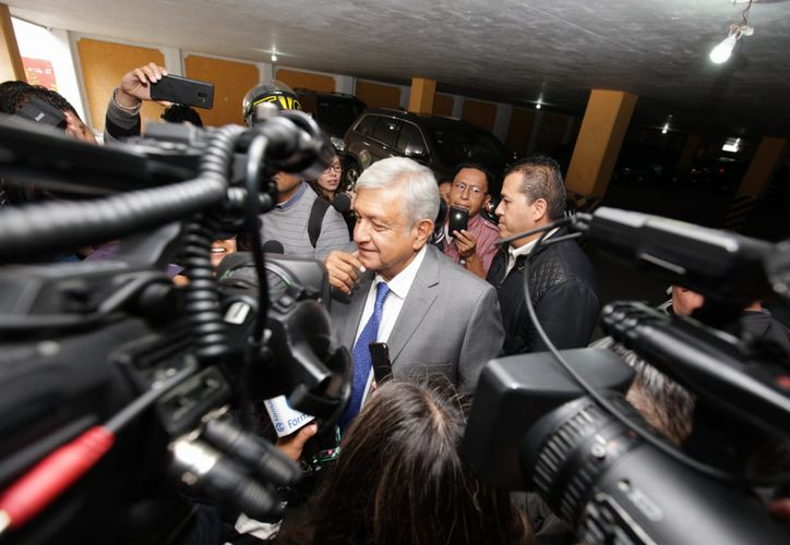 AMLO se reunió con el gabinete de política, relaciones exteriores y seguridad. (milenio.com)