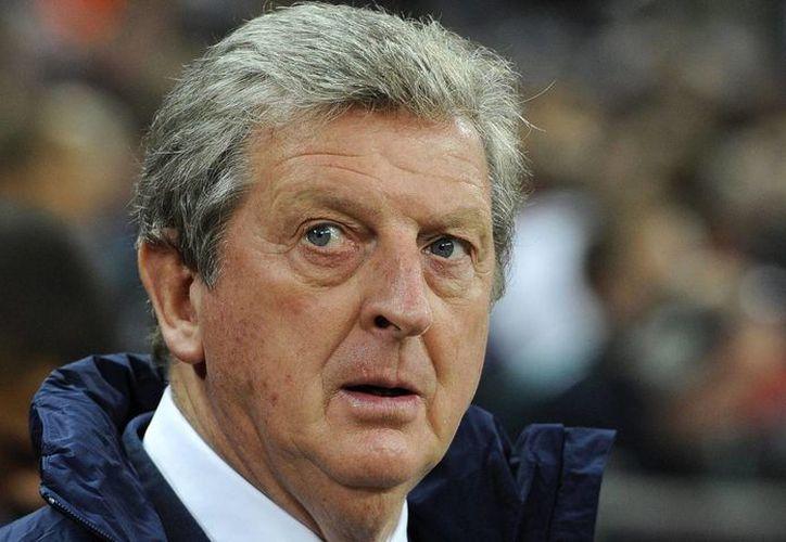 El estratega Roy Hodgson se mostró triste luego del desempeño de la selección inglesa. (theguardian.com)
