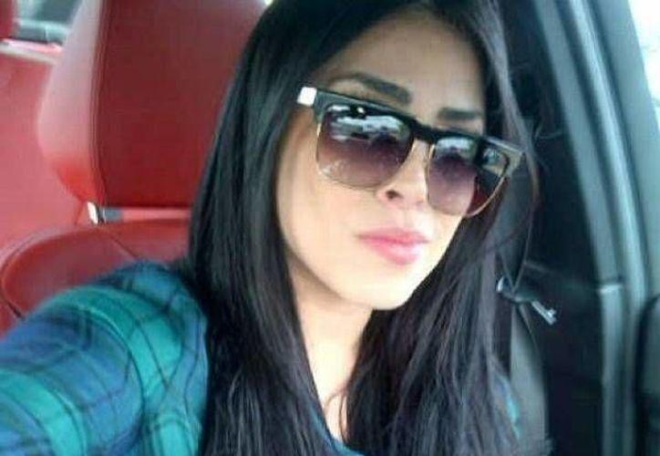 A Claudia Ochoa Félix se le asocia con el grupo de sicarios del cártel de Sinaloa que dirigía José Rodrigo Aréchiga Gamboa.(twitter.com/ClaUdiaaFelixx)