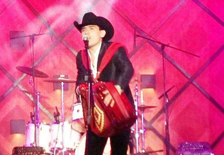 Libán Garza asegura que la inseguridad no ha detenido su tour por el país en la promoción de su nuevo disco. (SIPSE)