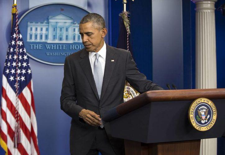 El presidente de EU, Barack Obama, ofreció el apoyo de su país a Francia para superar la nueva crisis de terrorismo que está viviendo. (AP)