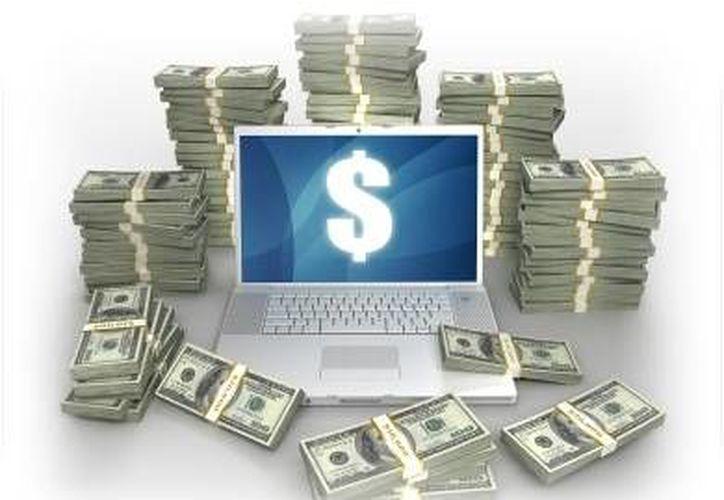 Ganar dinero por Internet es una de las manera de conseguir recursos sin invertir. (Contexto/Internet)