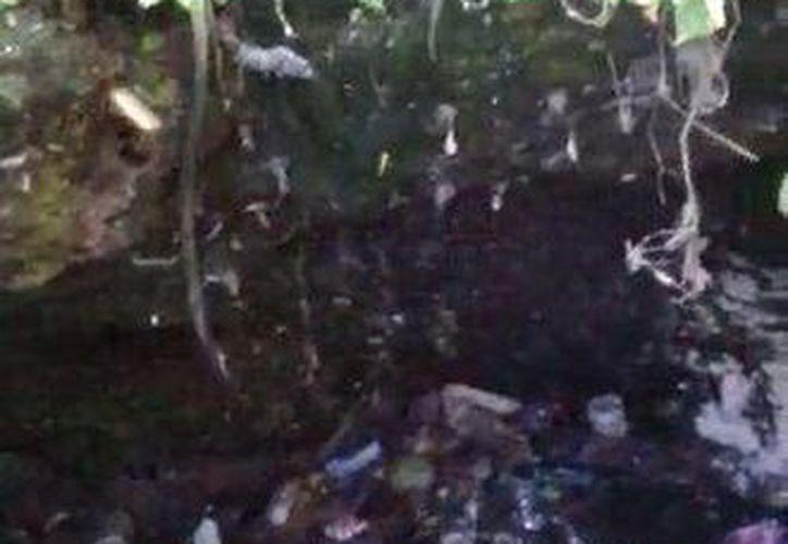 Felipe de Jesús Encalada Cruz, de 65 años de edad, pasó 16 horas atrapado en una cueva. (Especial)