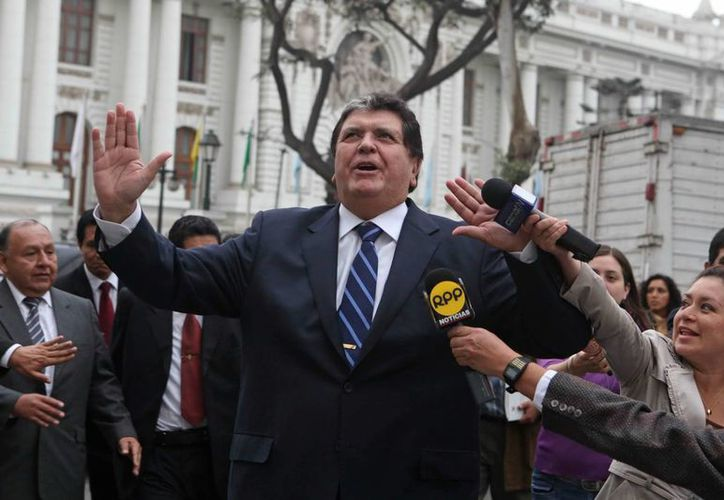 Alan García gobernó de 2006-2011. (EFE)