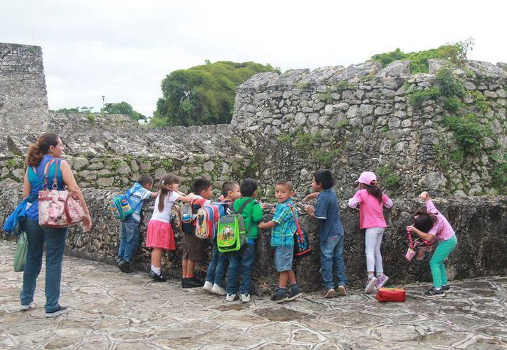 Visitas guiadas, talleres y cursos serán dirigidos a niños y jóvenes de diferentes niveles escolares. (Javier Ortiz/SIPSE)