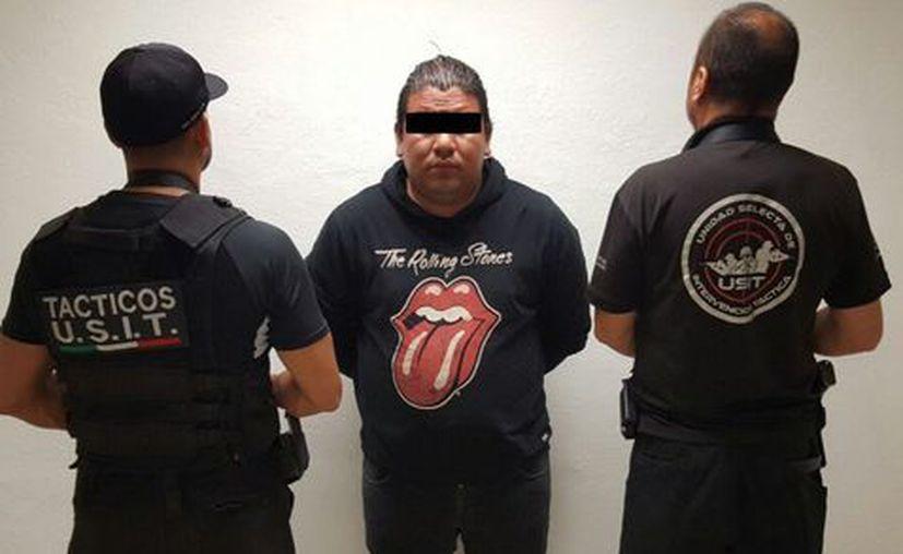 El empresario Germaín L. C.  es acusado de aportar documentos de contratos que nunca fueron efectivos, en Chihuahua. (Milenio.com)