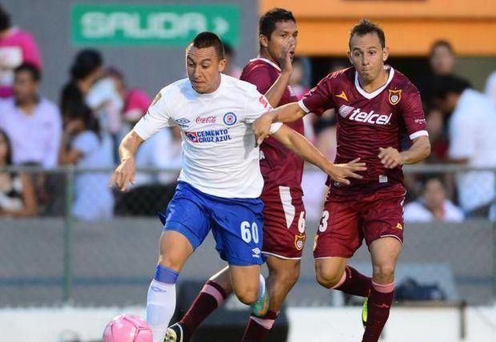 Cruz Azul Hidalgo venció a Tecos 2-1 en su última salida.  (Milenio Novedades)
