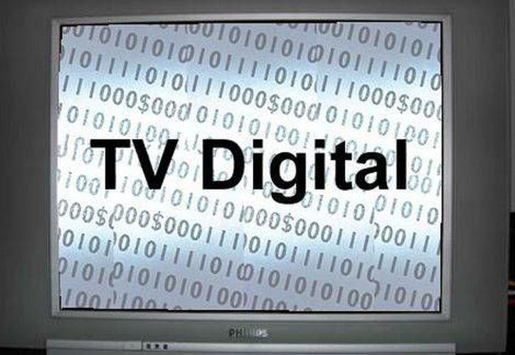 El costo estimado del proyecto de transición hacia la tv analógica ascendía a 17 mil mdp, tan sólo entre 2010 y 2012. (Especial/Foto Milenio)