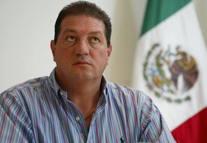 El director general del CRIT, José Ramón Quintana Serur. (Sergio Orozco/SIPSE)