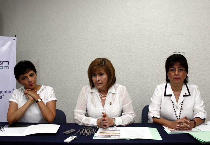 Laura Cervera Urtiaga: se exige una mayor ética y actualización. (SIPSE)