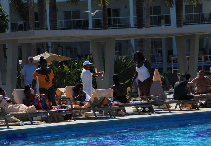 El cobro del nuevo impuesto todavía no se aplica a los turistas. (Paola Chiomante/SIPSE)
