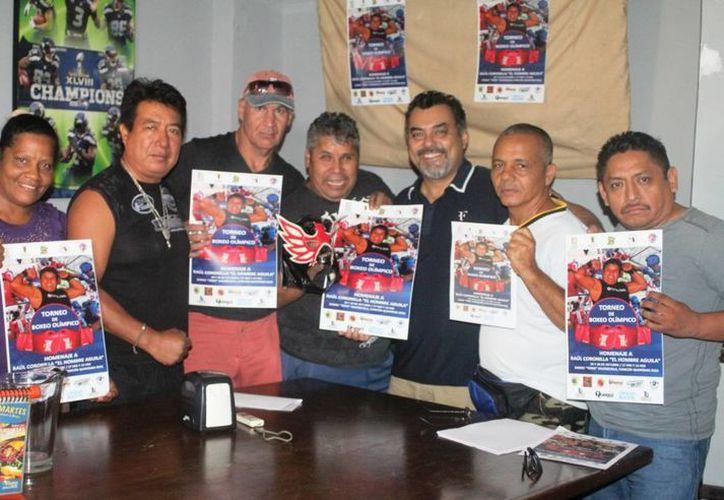 En el torneo participarán peleadores en las categorías Infantil, Cadetes, Juvenil Menor y Juvenil Élite varonil. (Raúl Caballero/SIPSE)