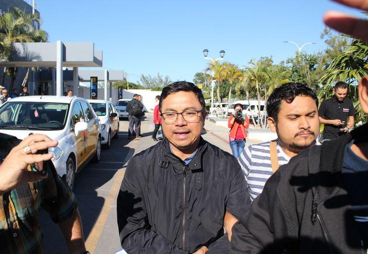 El ex funcionario mantiene ante el Juzgado Segundo de Distrito de Amparo en Materia Penal, de la Ciudad de México, una queja dentro del expediente 823/2017. (Joel Zamora/SIPSE)
