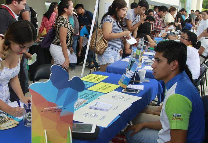 La primera feria del empleo se realizará en Cancún. (Luis Soto/SIPSE)