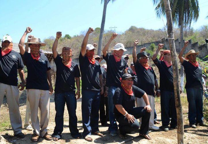 Hace unos días se dio a conocer el surgimiento de nuevo grupo de autodefensa en Guerrero. (Agencias)