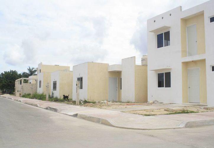 Hasta el momento el costo promedio para la edificación de una vivienda básica es de 175 mil pesos. (Archivo/SIPSE)