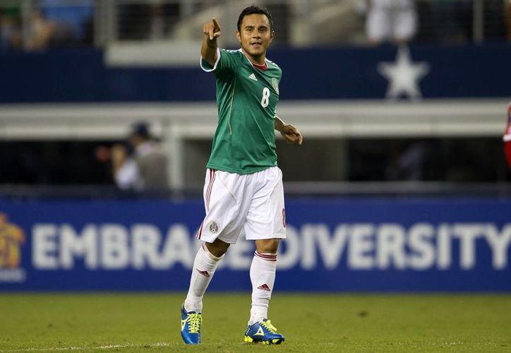Luis Montes tratará de hacer una gran Copa América, ya que por una lesión se perdió el Mundial el año pasado. (tiemporeal.com)