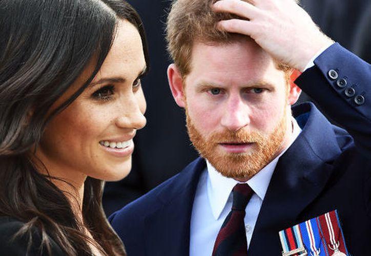 La familia de Meghan ha sido más problemática de los esperado en los círculos de la familia real. (Internet)