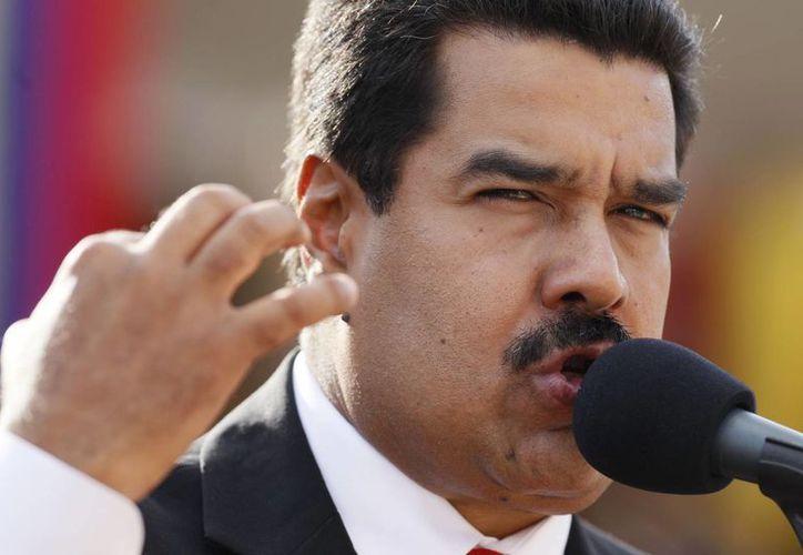 Maduro destacó que es necesario 'proteger a este joven'. (Agencias)