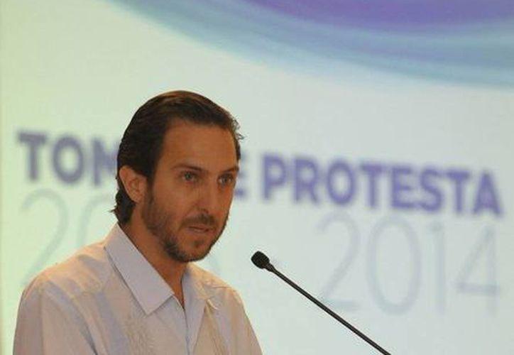 Rafael Lang Uriarte sustituye a Francisco Córdova Lira. (Redacción/SIPSE)