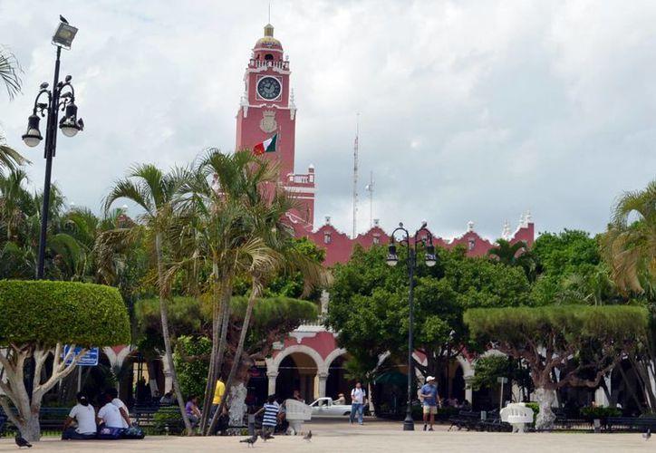 Renán Barrera Concha afirma que el Ayuntamiento está en franca recuperación. (Milenio Novedades)