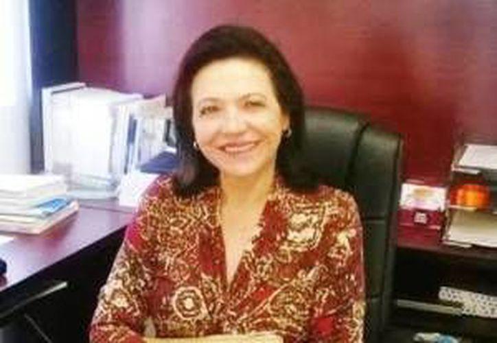 La diputada Sofía Castro Romero subrayó la trascendencia de las leyes que se aprobaron este jueves. (SIPSE)