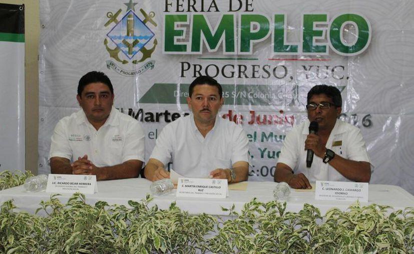 Este martes 28 de junio habrá más oportunidades de empleo para habitantes de Progreso. (Foto: Gerardo Keb/Milenio Novedades)