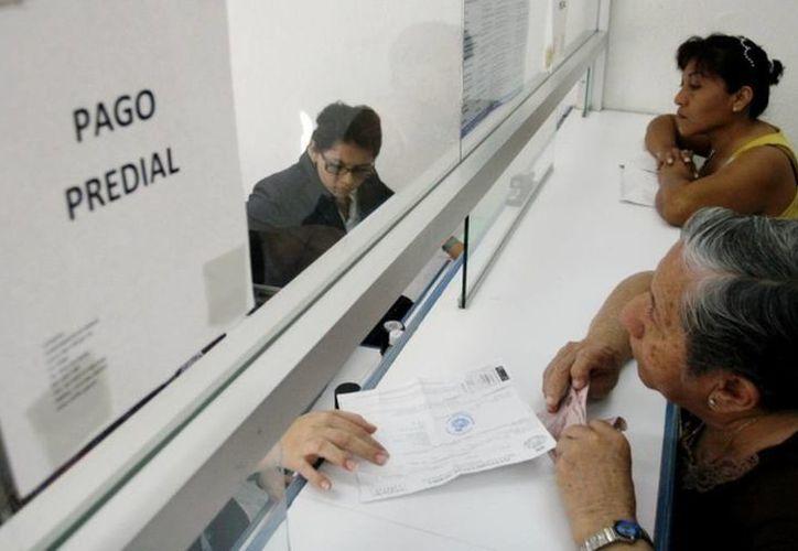 De acuerdo con la Comuna meridana, este año ha recaudado más del 60% de lo programado en cuanto a impuesto predial. (SIPSE)